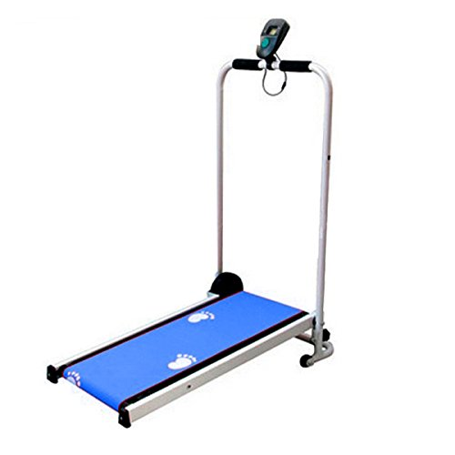 Fitness House Semi Professional Laufband Self-powered Treadmill FHCI_02, Blue, S-XL, 889957338936
