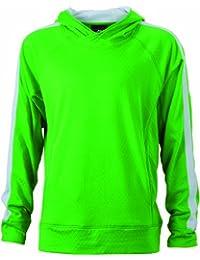JAMES & NICHOLSON Kapuzenpullover Sweatshirt Men's' Hooded - Sweat-shirt àcapuche - Homme