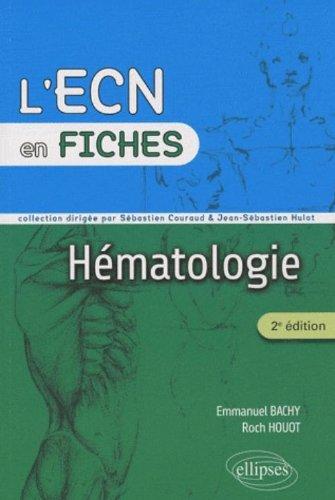 Hmatologie