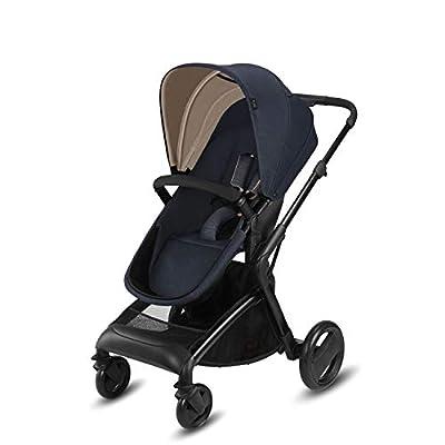 CBX Bimisi Pure - Cochecito plegable con capazo y asiento reversible