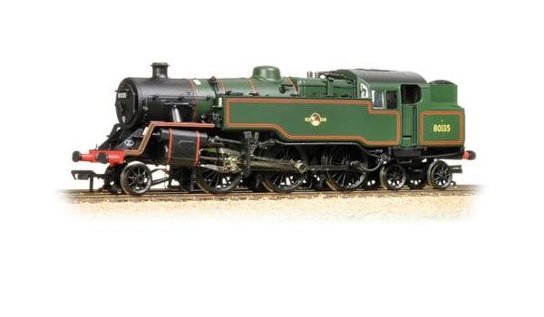 Bachmann 32-353 BR Standard Class 4MT 80135 BR Green
