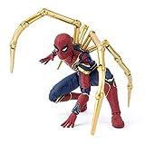 WSWJJXB Avengers 3 Spider-Man Hand...