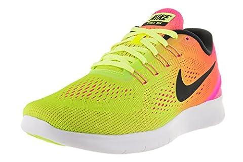 Nike Herren Free Rn Oc Laufschuhe, Schwarz (Mehrfarbig / Multi-Color), 46 EU