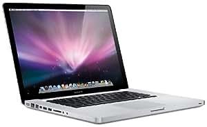 Apple MacBook Pro MC374D/A 33.8 cm (13.3 Zoll) Notebook (Intel Core 2 Duo P8600, 2,4 GHz, 4GB RAM, 250GB HDD, NVIDIA GeForce 320M, DVD, Mac OS)