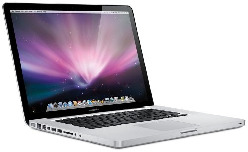 Apple MacBook Pro MC371D/A 39.1 cm (15.4 Zoll) Laptop (Intel Core i5 520M, 2,4 GHz, 4GB RAM, 320GB HDD, NVIDIA GeForce GT 330M, DVD, Mac OS) 320 Gb 15.4 Dvd