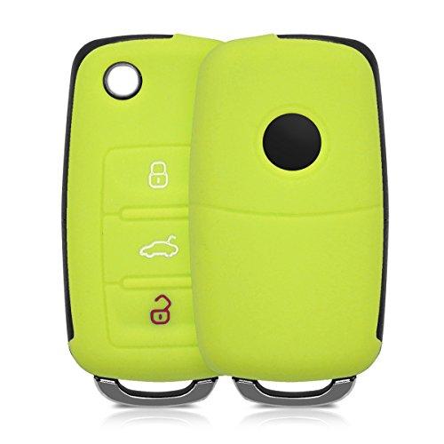 kwmobile-custodia-in-silicone-per-vw-skoda-seat-3-pulsante-chiavi-della-macchina-chiavi-cover-protet