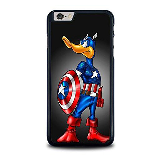 captain-america-daffy-duck-case-cover-for-iphone-6-iphone-6s