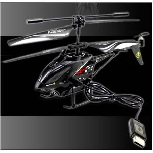 Radio controlled helicopter super cool camera mounted up!! Corresponding vision Black Eye ? movie shooting by Mission