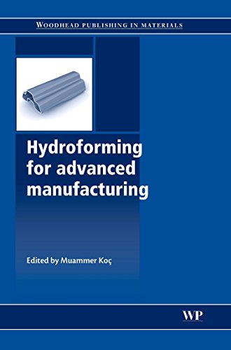 Hydroforming for Advanced Manufacturing (Woodhead Publishing in Materials)