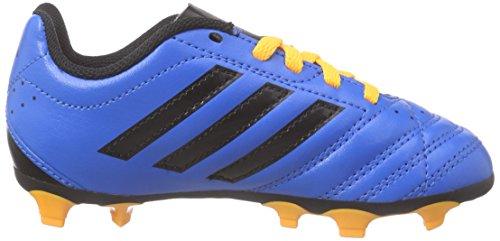 adidas Goletto V FG, Chaussures de Football Compétition Mixte enfant, Taille 38 Bleu - Blau (Shock Blue S16/Core Black/Solar Gold)