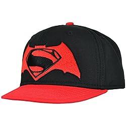 Batman v Superman Gorra Béisbol Contrast Logo