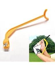 Golf-Grip muñeca de entrenamiento para swing//Swing Trainer