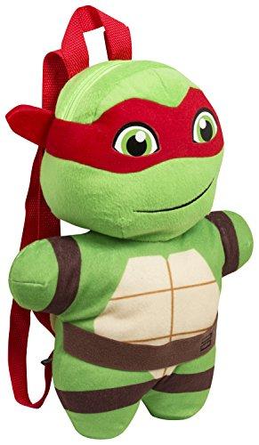 Sambro Tmt-8258–4Teenage Mutant Turtles Raphael Sac à Dos en Peluche