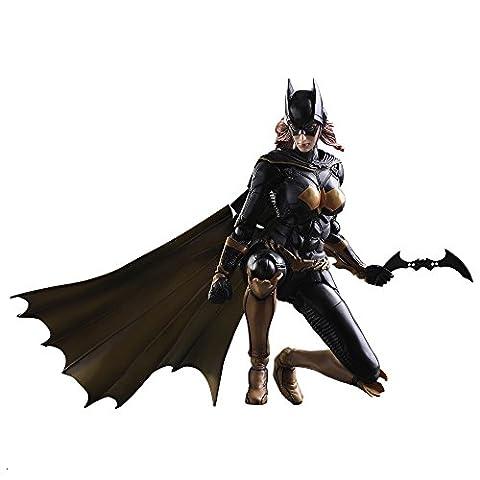 square-enix square-enixafgsqx238Abysse/Batman Arkham Knight Play Arts/Batgirl Action Figur