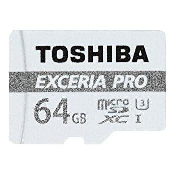 Toshiba THN-M401S0640A Exceria PRO Class 10 UHS-I U3