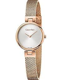 Calvin Klein Damen-Armbanduhr K8G23626
