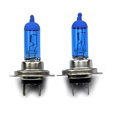 JurmannTrade GmbH® Xenon Style Lampen, Halogen Birne, Xenon Look, vorne/hinten: