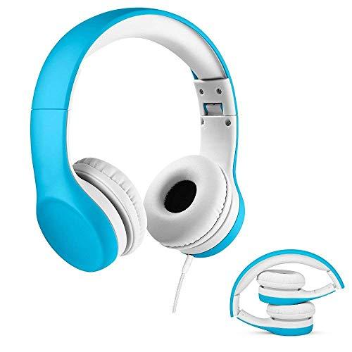 Kinder-Kopfhörer, Premium-Lautstärke, verkabelt, mit Stereo-System und Shareport (Valentinstag Billig Dekorationen)