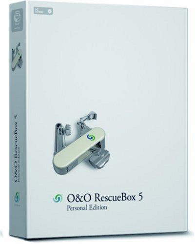 Home-organisation Center (O&O RescueBox 5 Personal Edition)