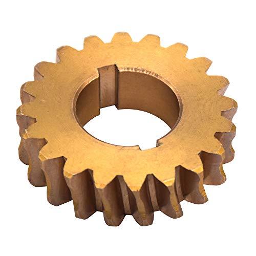 Karbay 700130 Schnecke für Toro Wheel S Gear passend für Rider Mower Schneefräse