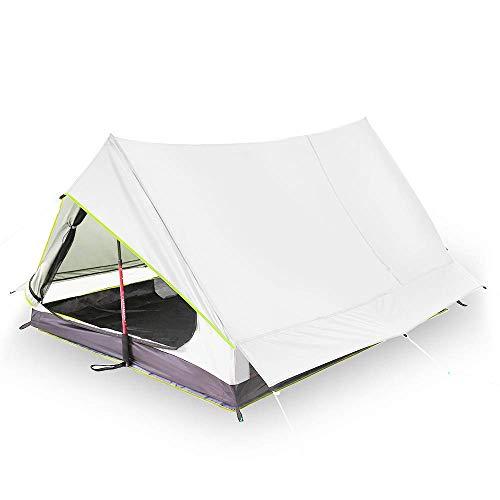 GFF CHYYZP Tenda Ultralight 2 Persone Doppia Porta Mesh Tenda Rifugio Oudoor Ultralight Tenda da Campeggio per Il Campeggio Backpacking Tenda da Pesca