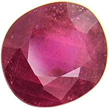 9.25 Ratti Certified Ruby Manik Gemstone