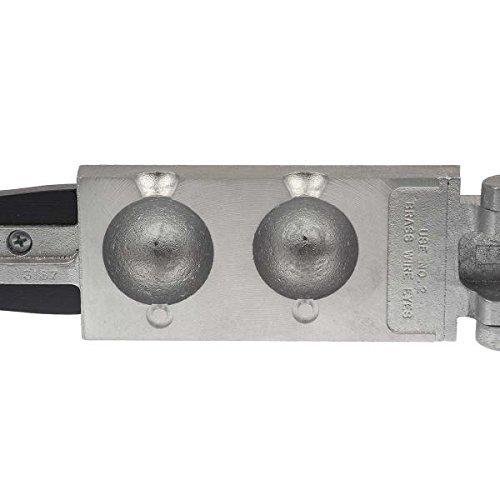 Do-It Cannon Ball Sinker Mold - 8 & 10 Oz by Do It