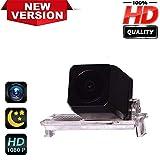 HD 1280x720p Caméra de Recul dans la Plaque d'immatriculation Caméra Vue arrière...