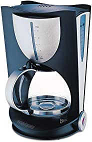 Black+Decker 1050W 12 Cup Coffee Maker, DCM80-B5