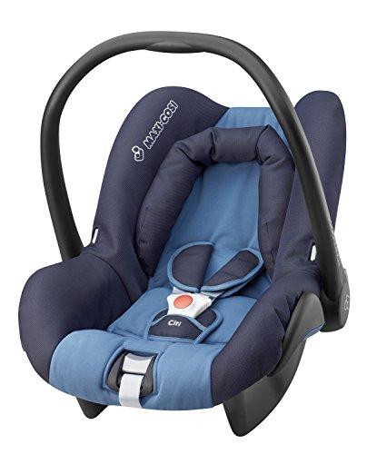 Maxi-Cosi 68806116 - Citi SPS Ocean Kinderautositz Gruppe Gruppe 0+ (bis 13 kg), ab der Geburt bis circa 12 Monate