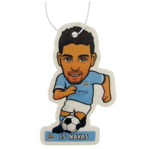 football-gift-manchester-city-jesus-navas-car-air-freshener-officially-licensed-soccerbuddies-man-ci