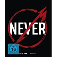 Metallica Steelbook 3D - Through The Never 2 - Disc