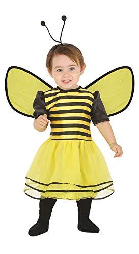 Fancy Me Baby Mädchen Niedliche Hummel Biene Mini Beast Karneval Festival Kostüm Outfit 6-24 Monate (Baby Mini-me Kostüm)