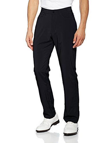 Under Armour Herren Tech Pants Hose, Black (001), 36/34