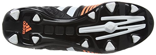 adidas  Nitrocharge 3.0 FG, Chaussures de football pour compétition homme Noir - Schwarz (Core Black/FTWR White/Flash Orange S15)