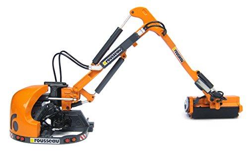 Universal Hobbies-uh4281-epareuse-Rousseau Kastor 500PA-Echelle 1/32-Orange