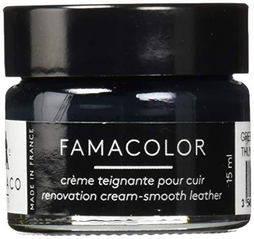 Famaco Famacolor Dye Cream, Teinture Mixte Adulte - Vert - Green (Green Vert Thuya), 15 ML