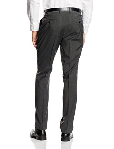 Esprit 996eo2b901, Pantalon de Costume Homme Gris (Dark Grey 5)