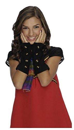 Rubies Kostüm Co Wizards Of Waverly Place Alex schwarz Arm ()