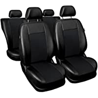 Hyundai Tucson Universal Schwarz Sitzbezüge Sitzbezug Schonbezüge Schonbezug