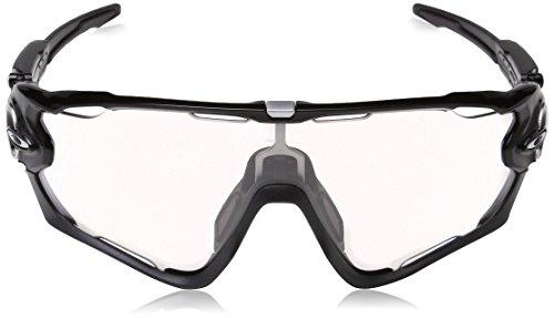 OAKLEY Sonnenbrille Jawbreaker Gafas de sol para Hombre, negro brillo, 0