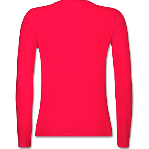 Statement Shirts - Napping is my cardio - tailliertes Longsleeve / langärmeliges T-Shirt für Damen Rot