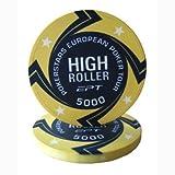 Fiches Ceramica EPT High Roller Replica Valore5000