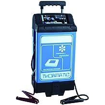 Cevik CE-THORMATIC500 - Cargador/ Arancador de batería 1PH 12/24 v. Automático y Digital