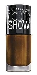Maybelline Color Show Bright Sparks, Burnished Gold 707