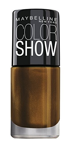 Maybelline Color Show Bright Sparks, Burnished Gold 707