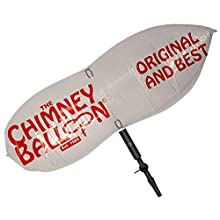 Chimney Balloon - Tubo di gonfiaggio a Bocca, 38 x 38 cm, Misura Media