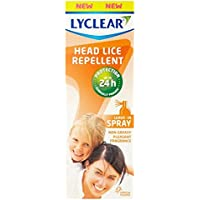 Lyclear Hauptlaus Repellent Spray 100ml preisvergleich bei billige-tabletten.eu