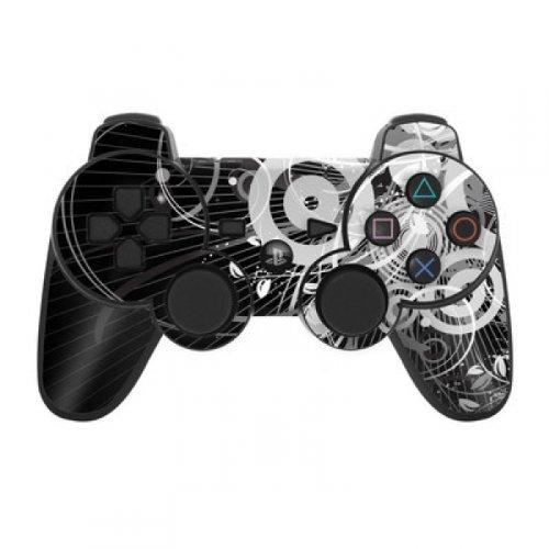 Skins4u Playstation 3 Controller Skin - Design Sticker Set für PS3 Gamepad - Radiosity (Skin Controller Sticker Ps3)