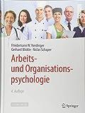 Arbeits- und Organisationspsychologie (Springer-Lehrbuch) - Friedemann W. Nerdinger, Gerhard Blickle, Niclas Schaper